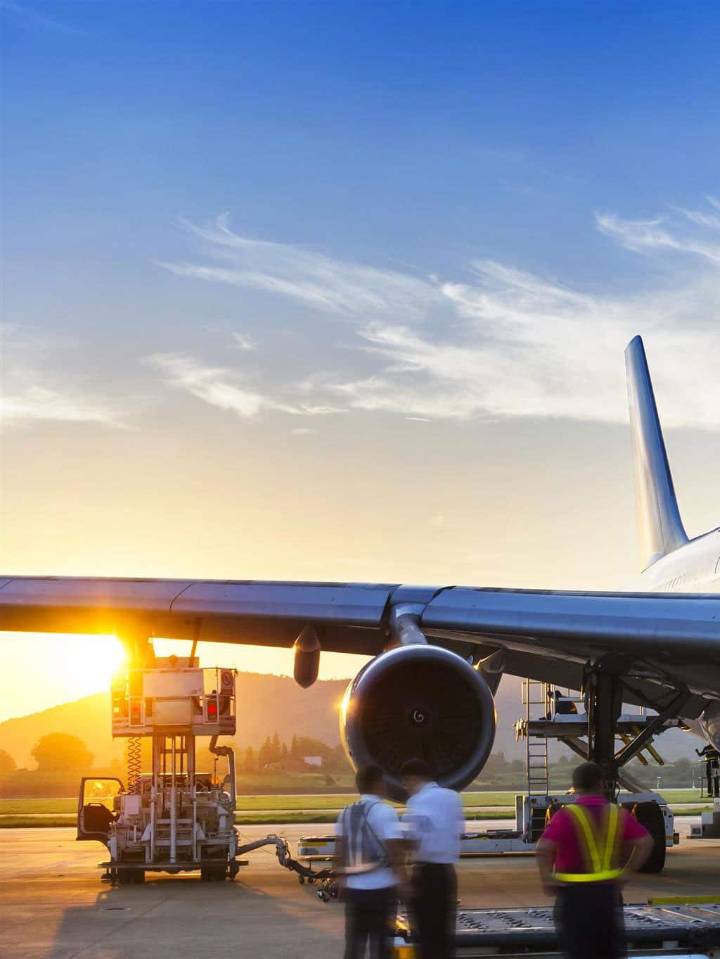fret aérien et transports internationaux à Genève en Suisse romande