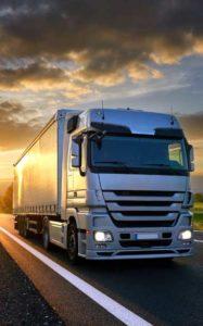 fret terrestre transport routier par camion à Genève et Zurich